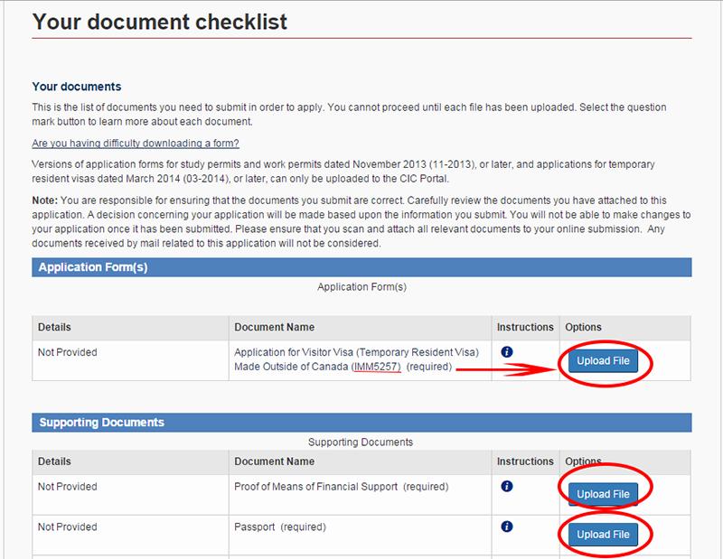 Visa turista online para Canadá, ¿cómo sacarla?