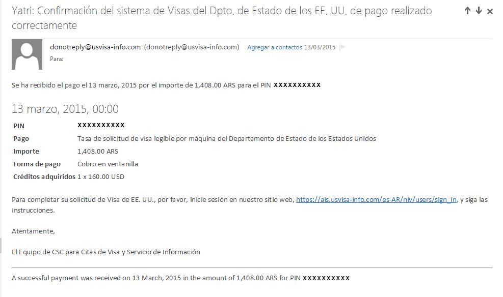 servicio de información y citas de visas csc